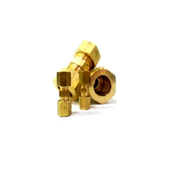 Brass Fittings and Connectors